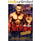 Monster Mate: Lion Shifter Romance (MateMatch Outcasts Book 4)