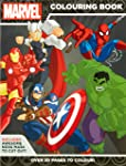 Marvel Colouring Book