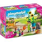 PLAYMOBIL Florist Playset Building Set
