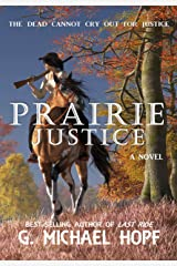Prairie Justice: Western Historical Fiction (The Bounty Hunter Book 3) Kindle Edition