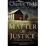 A Matter of Justice (Inspector Ian Rutledge Book 11)