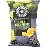 Red Rock Deli Lime and Black Pepper Potato Chips, 165g