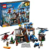 LEGO City Mountain Police Headquarters 60174 Building Kit (663 Pieces) (Discontinued by Manufacturer)