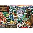 Ravensburger - Apres All Day 500P Piece Puzzle Large Format