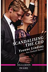 Scandalising the CEO (Clashing Birthrights Book 2) Kindle Edition