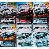 Hot Wheels Forza Horizon 4 Complete 6 Car Set Bundle