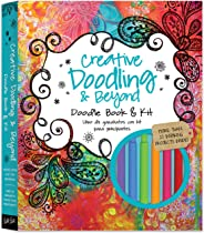 Creative Doodling and Beyond Doodle Book and Kit: More Than 20 Inspiring Prompts and Projects for Turning Simple Doodles into Beautiful Works of Art