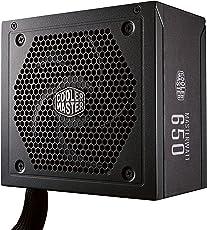 Cooler Master MW Semi-Modular 650W PC電源ユニット [80PLUS BRONZE] PS768 MPX-6501-AMAAB-JP