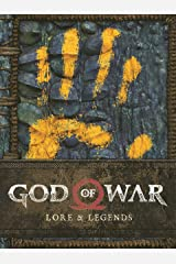 God of War: Lore and Legends Kindle Edition