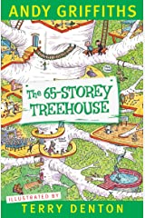 The 65-Storey Treehouse (The Treehouse Series Book 5) Kindle Edition