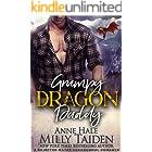 Grumpy Dragon Daddy: A Rejected Mates Paranormal Romance (Grumpy Dragons Book 1)