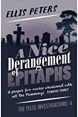 A Nice Derangement of Epitaphs (The Felse Investigations Book 4) Kindle Edition