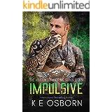 Impulsive (The Houston Defiance MC Series Book 4)