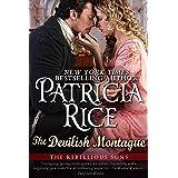 Devilish Montague (Rebellious Sons Series Book 2)