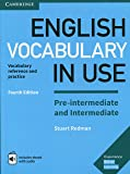 English Vocabulary in Use Pre-intermediate and Intermediate…
