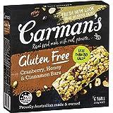 Carman's Gluten Free Cranberry, Honey & Cinnamon Bars, 210 g