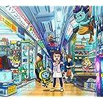 妖怪ウォッチ HD(1440×1280) 未空イナホ,USAピョン,せいでん鬼,酒呑童子,じこけん王,コンたん,ギーくん