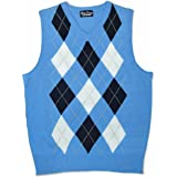 Blue Ocean Kids Argyle Sweater Vest