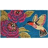 "Calloway Mills 120262436 Hummingbird Delight Doormat, 24"" x 36"", Multicolor"