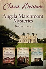 Angela Marchmont Mysteries: Books 1-3 (The Murder at Sissingham Hall, The Mystery at Underwood House, The Treasure at Poldarrow Point) (An Angela Marchmont Mystery Boxset Book 1) Kindle Edition