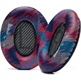 WC Wicked Cushions Replacement Ear Pads Compatible with Bose QuietComfort 35 (QC35) & QuietComfort 35ii (QC35ii) Headphones &