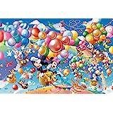1000ピース ジグソーパズル ディズニー Balloon Adventure (バルーン・アドベンチャー) 【パズルデコレーション】 (50x75cm)