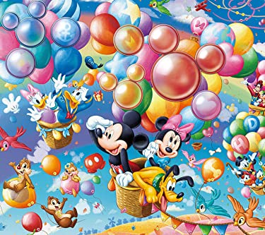 ディズニー  iPhone/Androidスマホ壁紙(1440×1280)-1 - Balloon Adventure (バルーン・アドベンチャー)