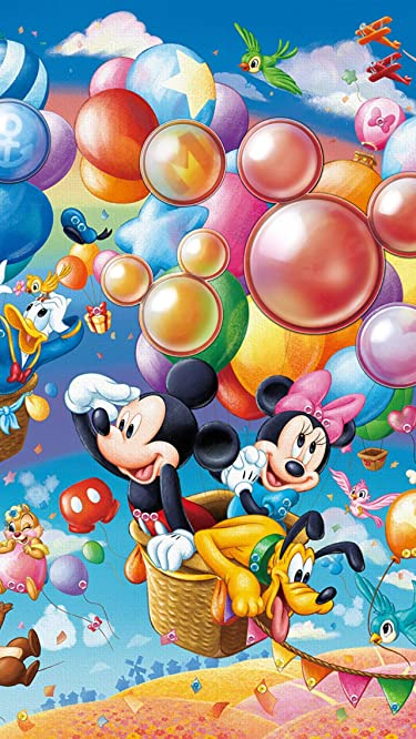 ディズニー  iPhone/Androidスマホ壁紙(640×1136)-1 - Balloon Adventure (バルーン・アドベンチャー)
