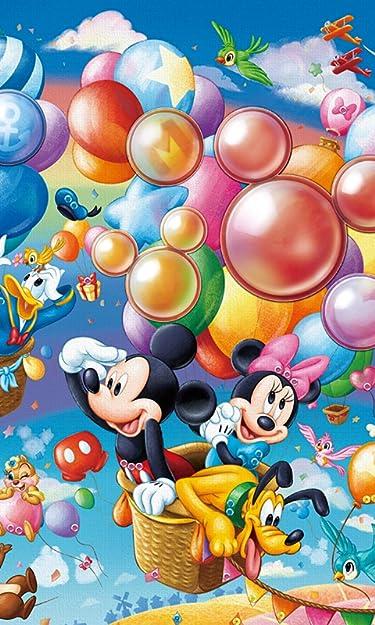 ディズニー  iPhone/Androidスマホ壁紙(480×800)-1 - Balloon Adventure (バルーン・アドベンチャー)