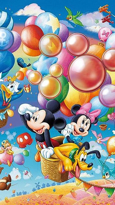 ディズニー  iPhone/Androidスマホ壁紙(540×960)-1 - Balloon Adventure (バルーン・アドベンチャー)