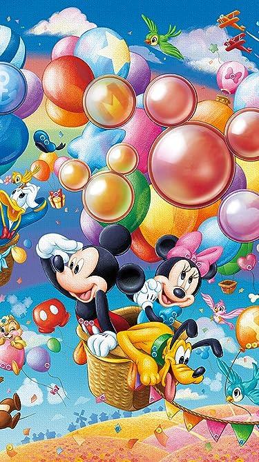 ディズニー  iPhone/Androidスマホ壁紙(750×1334)-1 - Balloon Adventure (バルーン・アドベンチャー)