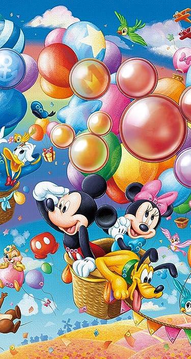 ディズニー  iPhone/Androidスマホ壁紙(744×1392)-1 - Balloon Adventure (バルーン・アドベンチャー)