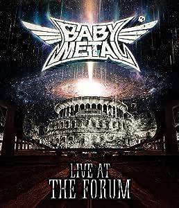 【Amazon.co.jp限定】LIVE AT THE FORUM[Blu-ray](BABYMETAL ネックストラップ付)