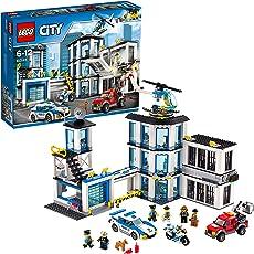 レゴ (LEGO) シティ レゴシティ ポリスステーション 60141
