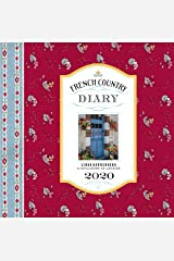 French Country Diary 2020 Engagement Calendar Calendar