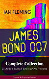 JAMES BOND 007 Complete Collection – 21 Action Packed Titles…