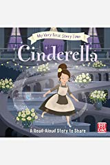 Cinderella: Fairy Tale with picture glossary and an activity (My Very First Story Time Book 1) Kindle Edition