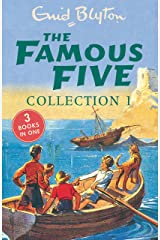 The Famous Five Collection 1: Books 1-3 (Famous Five: Gift Books and Collections) Kindle Edition