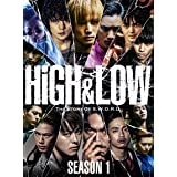 HiGH & LOW SEASON 1 完全版 BOX(DVD4枚組)