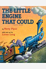 The Little Engine That Could: Loren Long Edition Kindle Edition