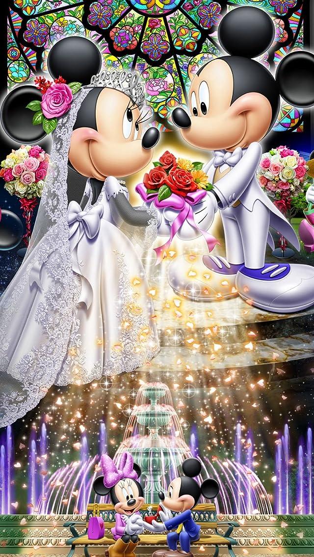 ディズニー iPhoneSE/5s/5c/5(640×1136)壁紙アニメ画像4200 スマポ