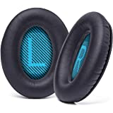 Premium Bose QC25 Replacement Ear Pads Made by Wicked Cushions - Memory Foam Adapts to Your Ears | Extra Durability with Stit
