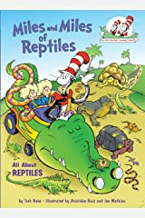 Miles and Miles of Reptiles: All about Reptiles Hardcover