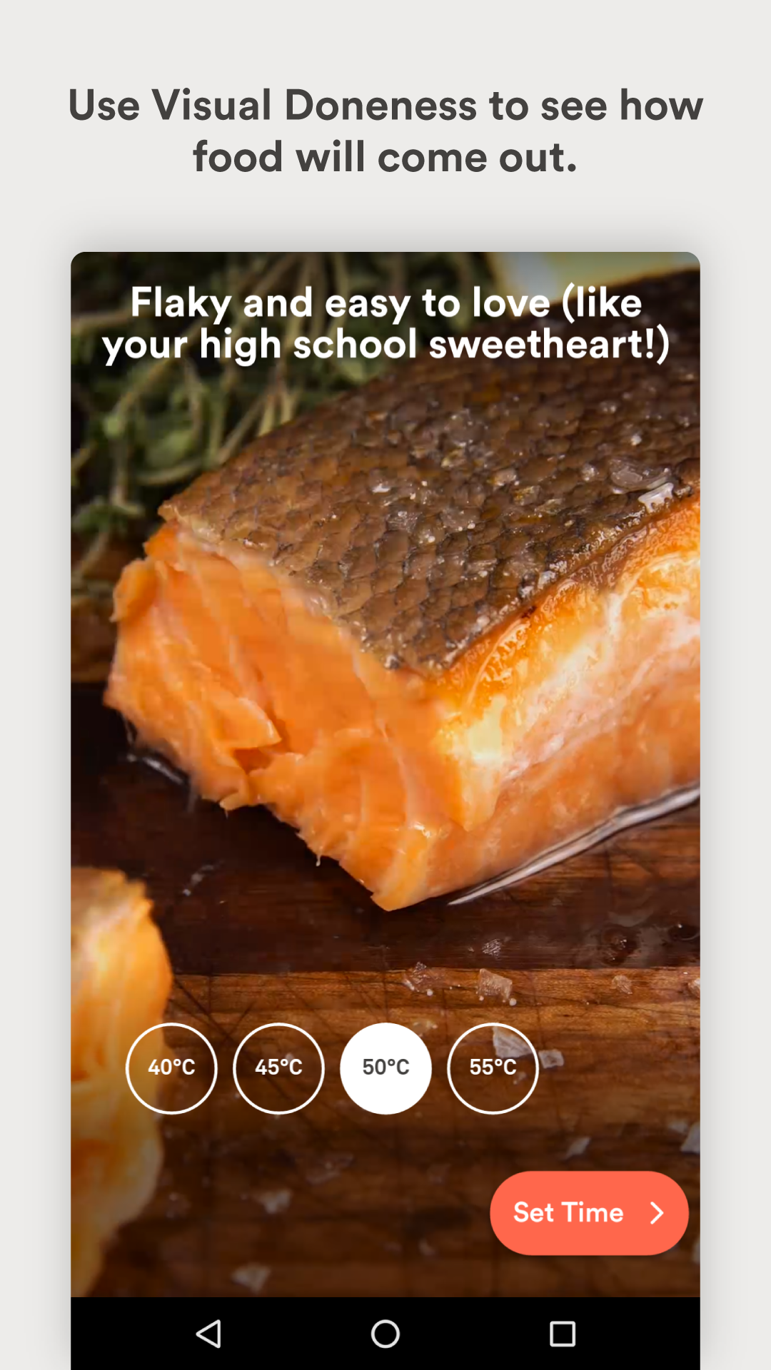 amazon co jp joule sous vide by chefsteps android アプリストア