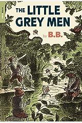 Little Grey Men Paperback