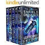 The Complete Enfield Genesis: Five Book Series