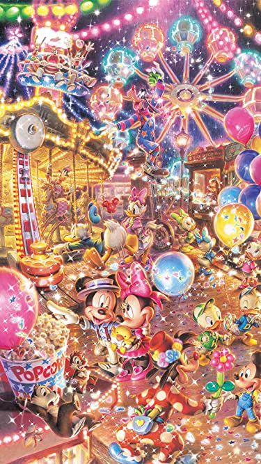 ディズニー  iPhone/Androidスマホ壁紙(1080×1920)-1 - トワイライトパーク