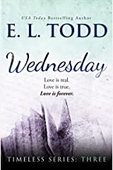 Wednesday (Timeless #3) Kindle Edition