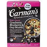 Carman's Muesli Toasted Super Berry 500g
