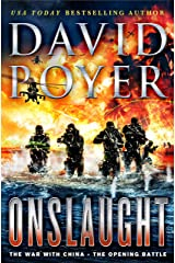 Onslaught: The War with China - The Opening Battle (Dan Lenson Novels Book 16) Kindle Edition